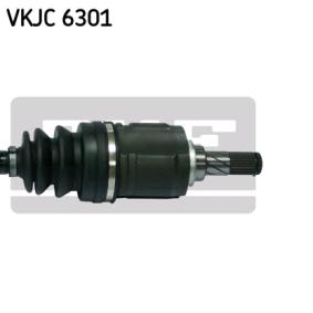 SKF Antriebswelle Vorderachse links, 625mm 7316573932116 Bewertung