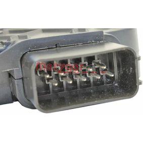 Focus II Berlina (DB_, FCH, DH) METZGER Motor de cerradura de puerta 2314099