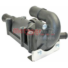 Thermostat, Kühlmittel METZGER Art.No - 4006316 OEM: 1149617 für FORD kaufen