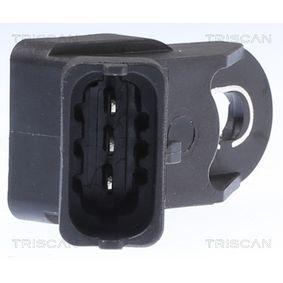 TRISCAN Sensor, insugstryck 46468682 för FIAT, ALFA ROMEO, LANCIA, MASERATI, ABARTH köp