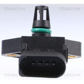 Senzor tlaku sacího potrubí 8824 29027 TRISCAN