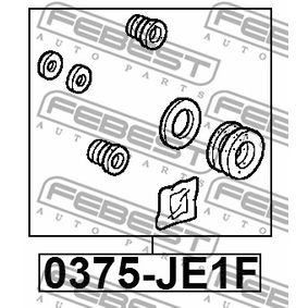 Brake caliper repair kit 0375-JE1F FEBEST
