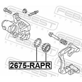 Bremssattel Reparatursatz 2675-RAPR FEBEST