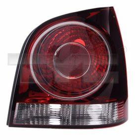 Beliebte Rückleuchten TYC 11-1116-01-2 für VW POLO 1.6 16V 105 PS