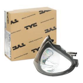 63137165849 für BMW, Blinkleuchte TYC (18-0164-15-2) Online-Shop