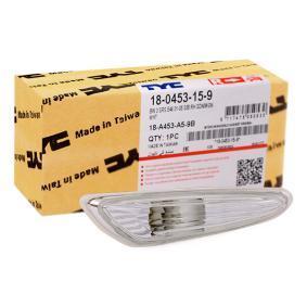 3418448 für BMW, Blinkleuchte TYC (18-0453-15-9) Online-Shop