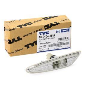 63136911371 für BMW, Blinkleuchte TYC (18-0454-15-9) Online-Shop