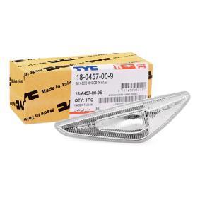 63137171008 für BMW, Blinkleuchte TYC (18-0457-00-9) Online-Shop