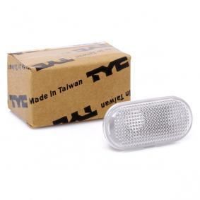 Blinkleuchte TYC Art.No - 18-0529-01-2 OEM: 26160AX000 für NISSAN kaufen