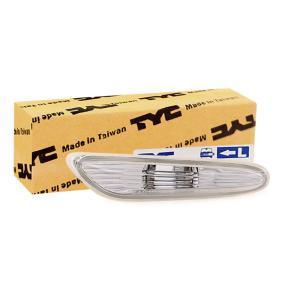 63137165741 für BMW, Blinkleuchte TYC (18-0540-01-9) Online-Shop