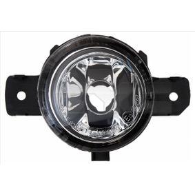 TYC RENAULT CLIO Nebelscheinwerfer (19-5720001)