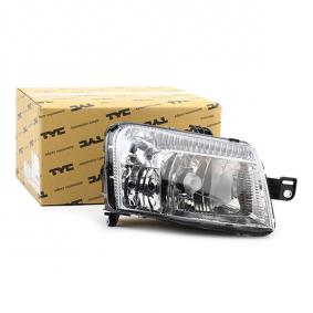 PANDA (169) TYC Headlamps 20-0335-05-2