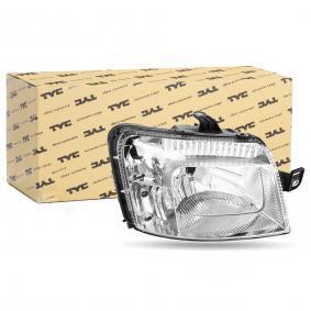 TYC Headlamps (20-0335-05-2)