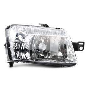 Popular Headlamps TYC 20-0335-05-2 for FIAT PANDA 1.2 60 HP
