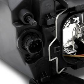 Huge selection TYC Headlights 20-0335-05-2 - FIAT PANDA