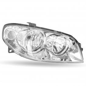 Headlights 20-0351-05-2 TYC