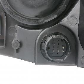 PUNTO (188) TYC Headlamps 20-0351-05-2