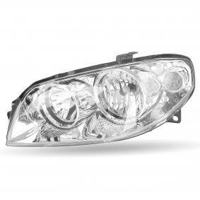 Headlights 20-0352-05-2 TYC