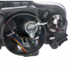 TYC Headlight 2506450311164