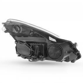 Buy Headlights H7/ H1, H1/H7 for OPEL Corsa D Hatchback 1 3 CDTI