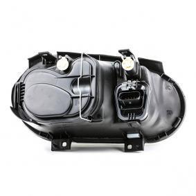 Golf IV Cabrio (1E) TYC Frontscheinwerfer 20-5386-18-2