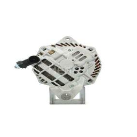 IMPREZA Schrägheck (GR, GH, G3) Henkel Parts Startergenerator 3113447