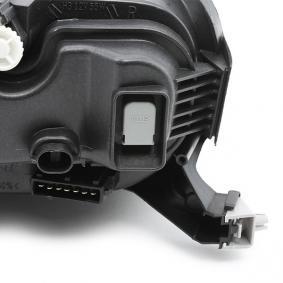 FIAT PUNTO 1.2 16V 80 (188.233, .235, .253, .255, .333, .353, .639,... 80 HP 20-5957-05-2 TYC Headlamps original quality