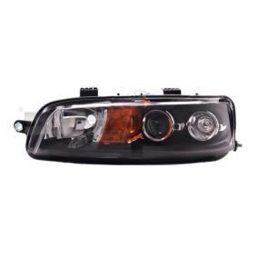 Headlights 20-5958-05-2 TYC