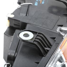 quality Headlamps TYC 20-5958-05-2 - FIAT PUNTO