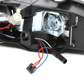 FIAT PUNTO 1.2 16V 80 (188.233, .235, .253, .255, .333, .353, .639,... 80 HP 20-5958-05-2 TYC Headlamps original quality