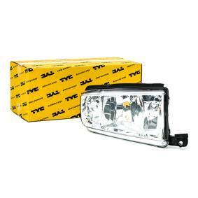 Hauptscheinwerfer TYC Art.No - 20-6229-05-2 kaufen