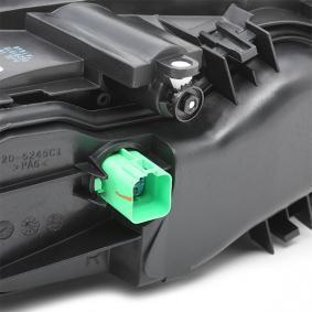 TYC Hauptscheinwerfer 20-6245-05-2