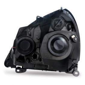 CLIO II (BB0/1/2_, CB0/1/2_) TYC Frontscheinwerfer 20-6357-05-2