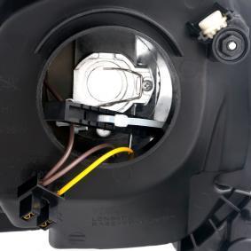 TYC Scheinwerfer Set 20-6357-05-2