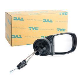 TYC Outside mirror 309-0023
