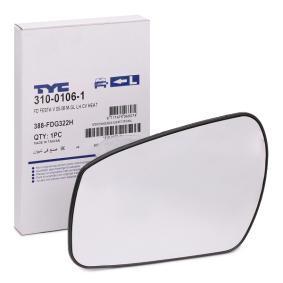 TYC Spiegelglas 310-0106-1