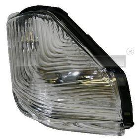 TYC 321-0104-3 Blinkleuchte OEM - 0018228920 MERCEDES-BENZ, VW, OLSA Parts günstig