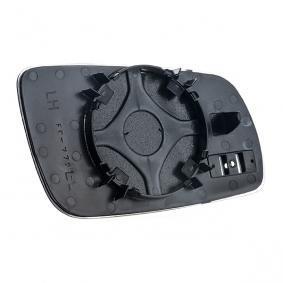 1J1857521 für VW, SKODA, SEAT, Spiegelglas, Außenspiegel TYC (337-0014-1) Online-Shop