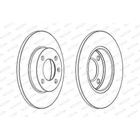 FERODO Bremsscheibe 811615301B für VW, AUDI, SKODA, SEAT bestellen