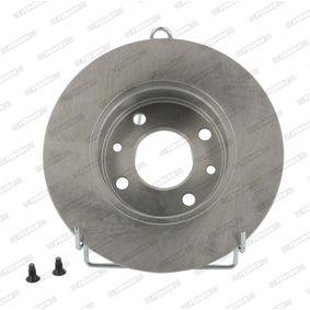 FERODO RENAULT CLIO Bremsscheiben (DDF055)