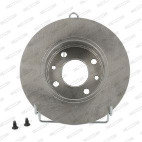 Bremsscheiben FERODO (DDF055) für RENAULT CLIO Preise