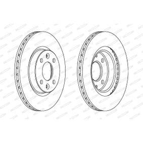 Bremsscheiben FERODO (DDF1096) für RENAULT TWINGO Preise