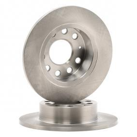 FERODO Bremsscheibe (DDF1224) niedriger Preis