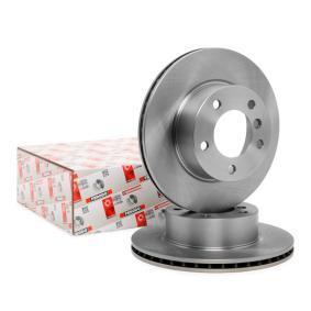 34116764629 für BMW, Bremsscheibe FERODO (DDF1228) Online-Shop