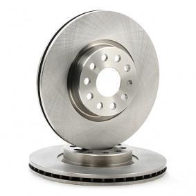 FERODO DDF1305 Disc frana OEM - 5Q0615301F AUDI, SEAT, SKODA, VW, VAG, METELLI, BRINK ieftin