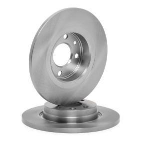 FERODO Bremsscheibe (DDF1502) niedriger Preis