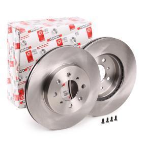 SDB100600 за HONDA, SKODA, ROVER, MG, ACURA, Спирачен диск FERODO (DDF492) Онлайн магазин