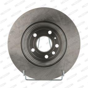 Bremsscheibe FERODO Art.No - DDF811 OEM: 4837027 für OPEL, CHEVROLET, SAAB, VAUXHALL kaufen