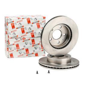 A6384210112 für MERCEDES-BENZ, Bremsscheibe FERODO (DDF860) Online-Shop