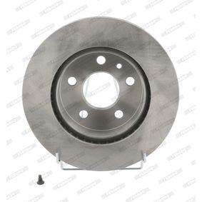 FERODO Bremsscheibe (DDF860) niedriger Preis